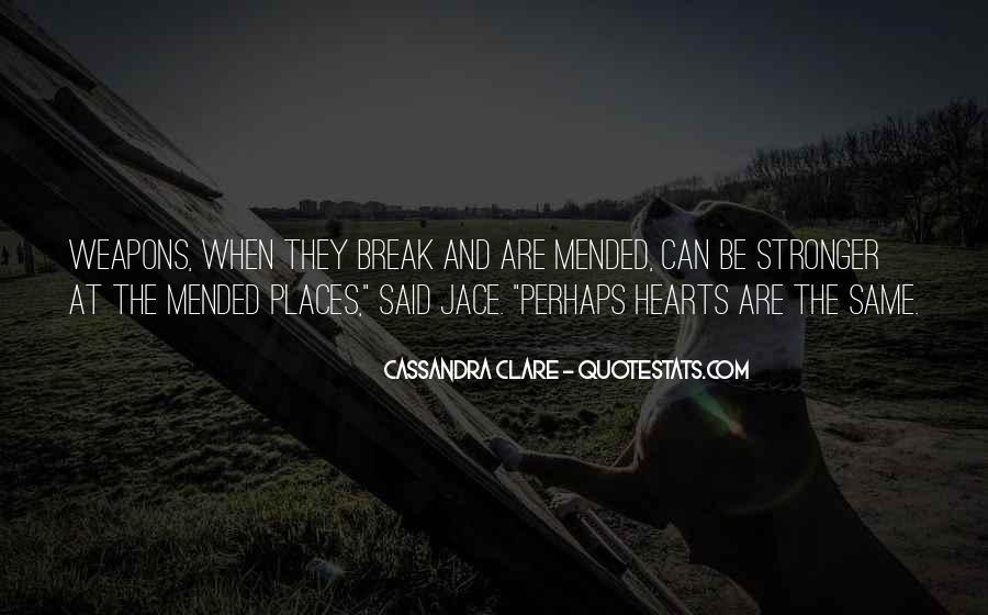 If We Break Up Quotes #4863
