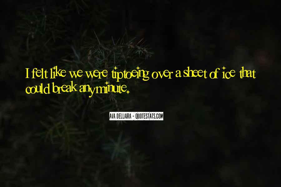 If We Break Up Quotes #6582