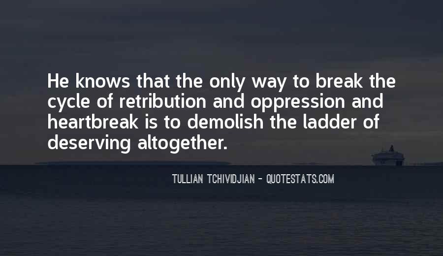 If We Break Up Quotes #737