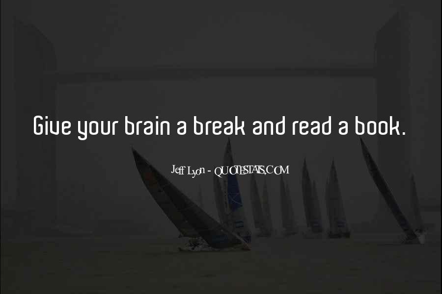 If We Break Up Quotes #9731