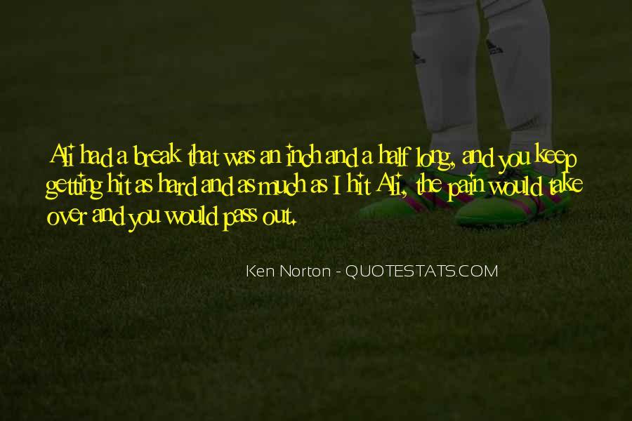 If We Break Up Quotes #9794