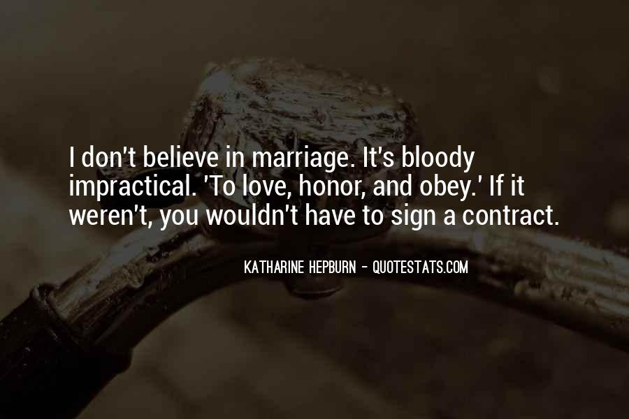 If You Believe In Love Quotes #883536