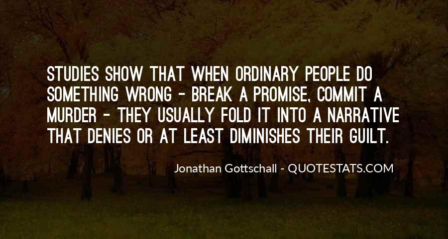 If You Break A Promise Quotes #972604
