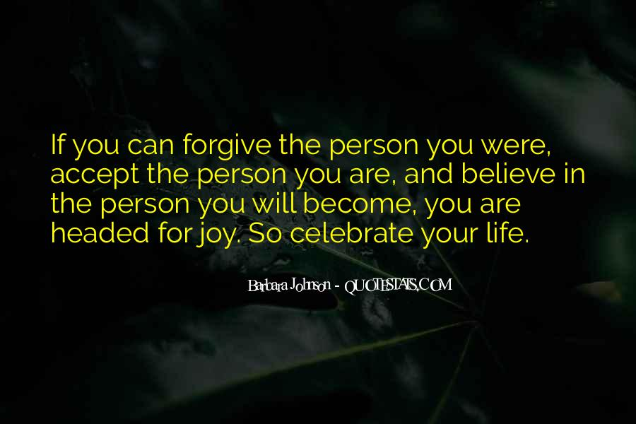 If You Can't Forgive Quotes #104015