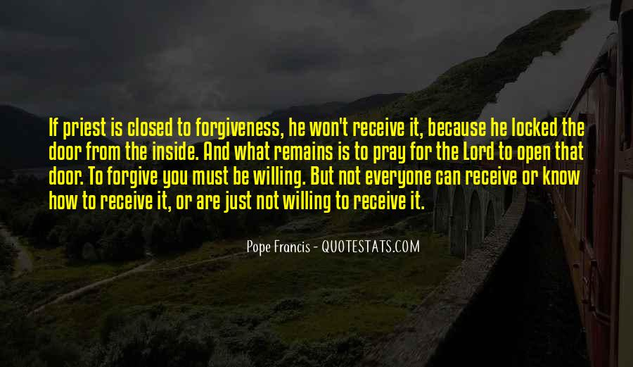 If You Can't Forgive Quotes #1091885
