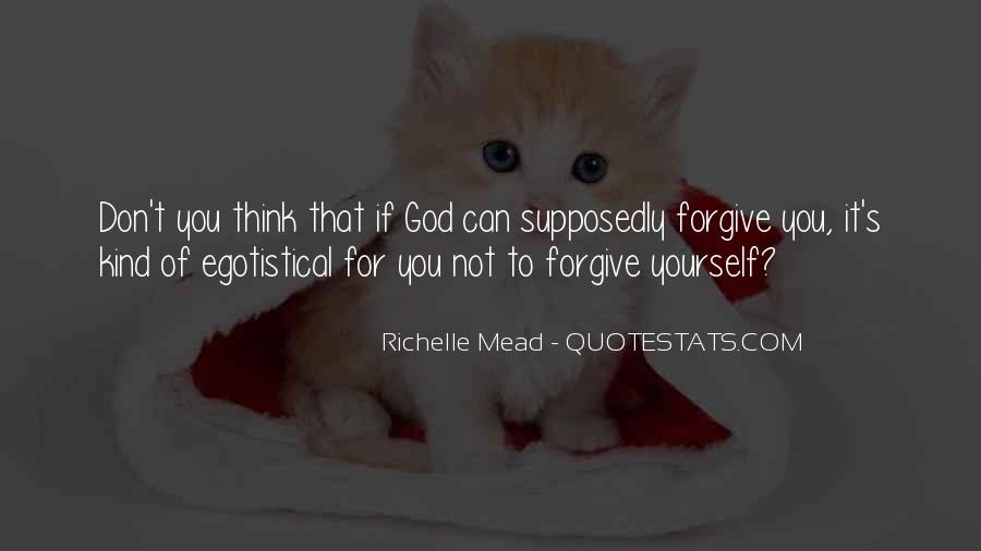 If You Can't Forgive Quotes #1399398