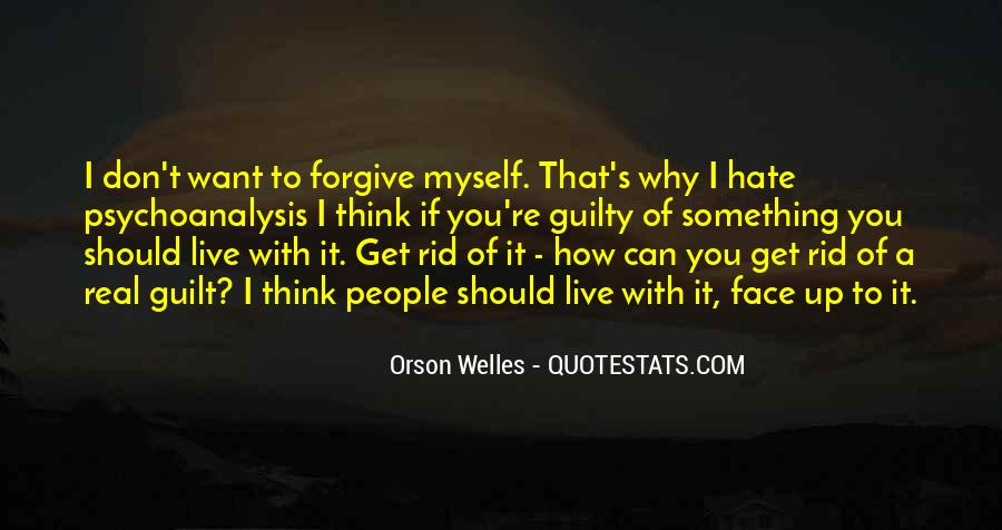 If You Can't Forgive Quotes #216363