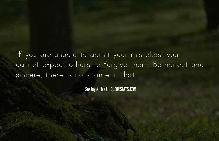 If You Cannot Forgive Quotes #454339