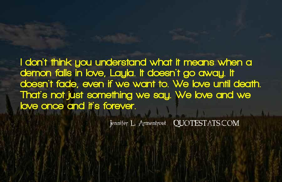 If You Don't Understand Quotes #106983
