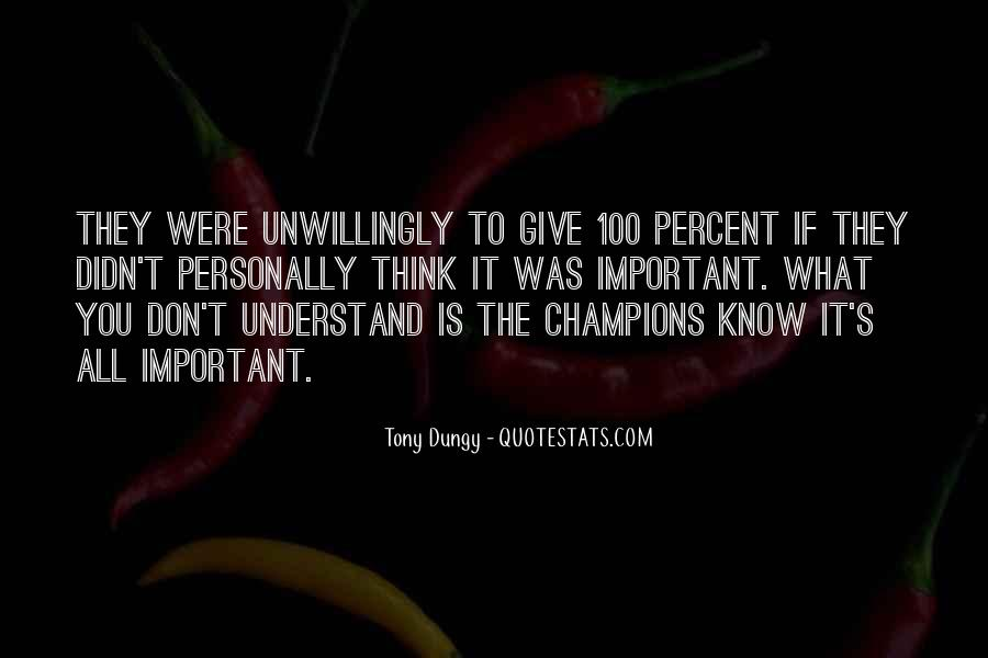 If You Don't Understand Quotes #152202