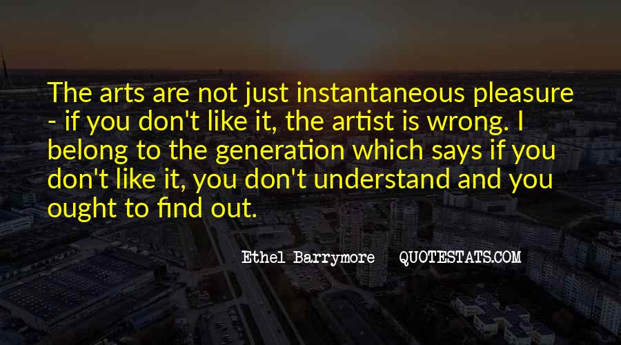 If You Don't Understand Quotes #158245