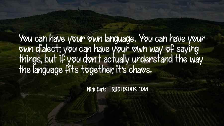 If You Don't Understand Quotes #28606
