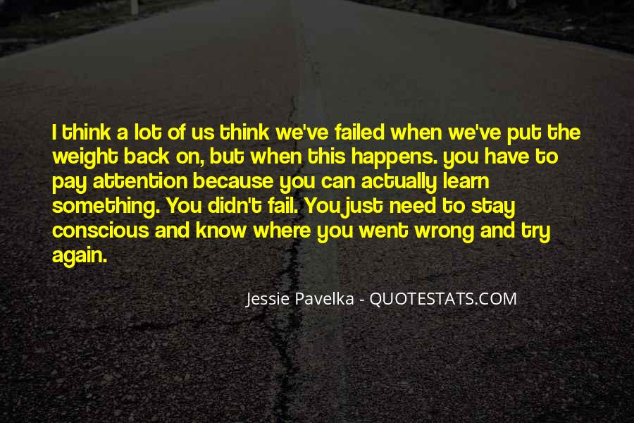 If You Fail Get Back Up Quotes #561512