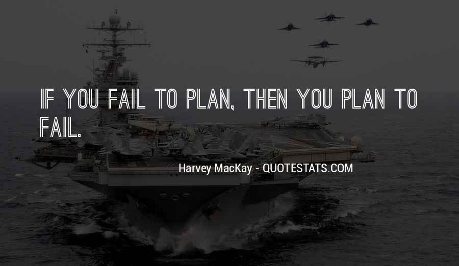 If You Fail To Plan Quotes #1566620