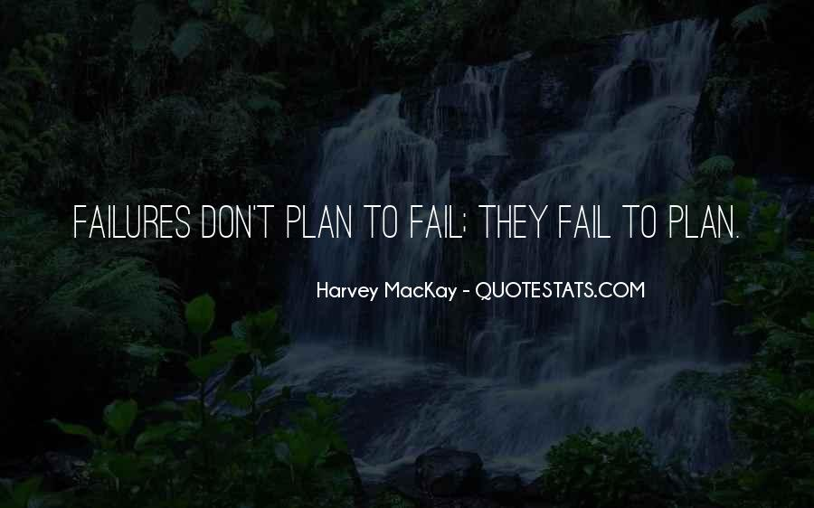 If You Fail To Plan Quotes #790512
