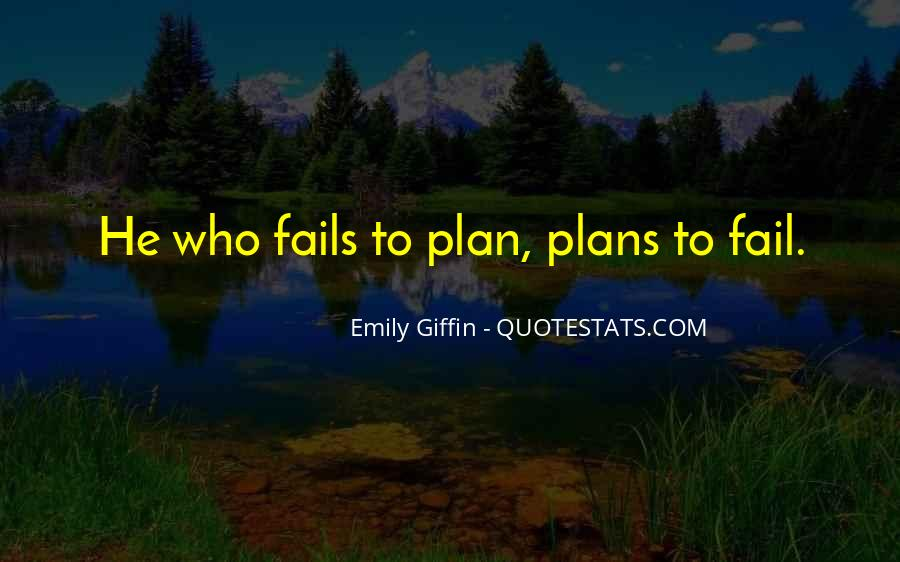 If You Fail To Plan Quotes #903743
