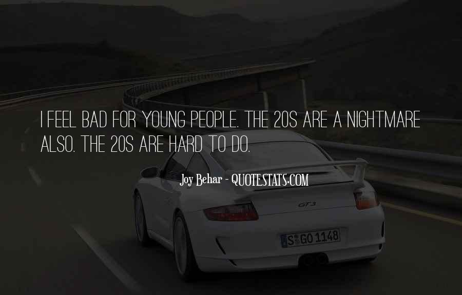 If You Have To Try Too Hard Quotes #3047