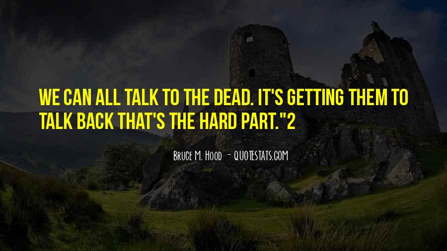 If You Have To Try Too Hard Quotes #3126