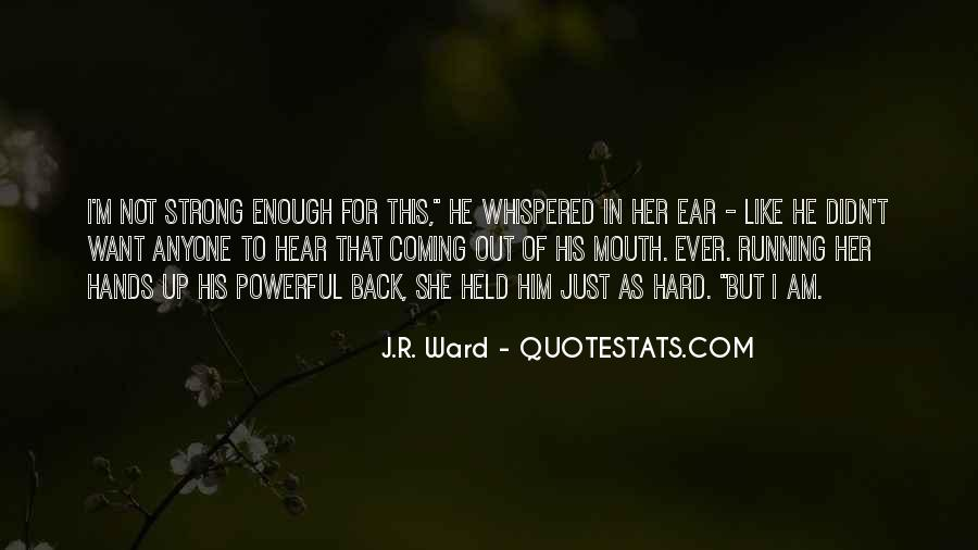 If You Have To Try Too Hard Quotes #4307