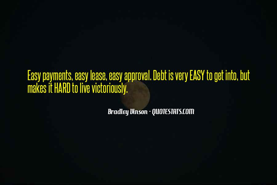 If You Have To Try Too Hard Quotes #4360