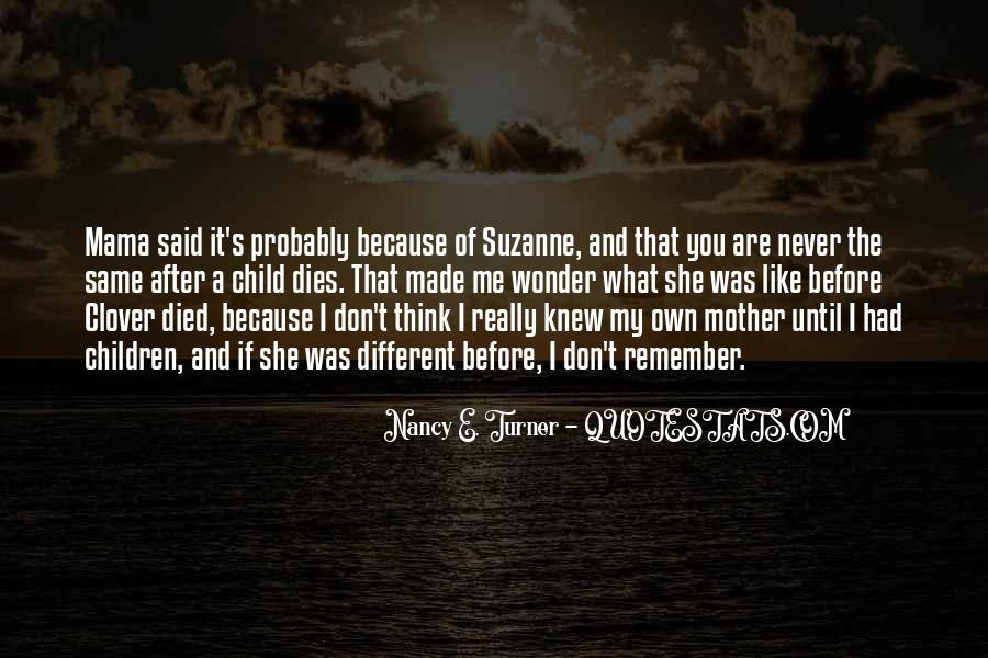 If You Knew Me Quotes #26774