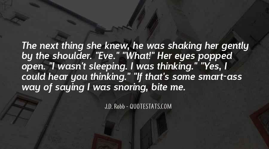 If You Knew Me Quotes #539610
