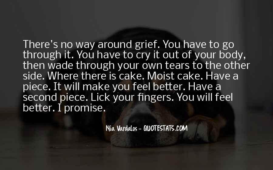 If You Make Me Cry Quotes #132965