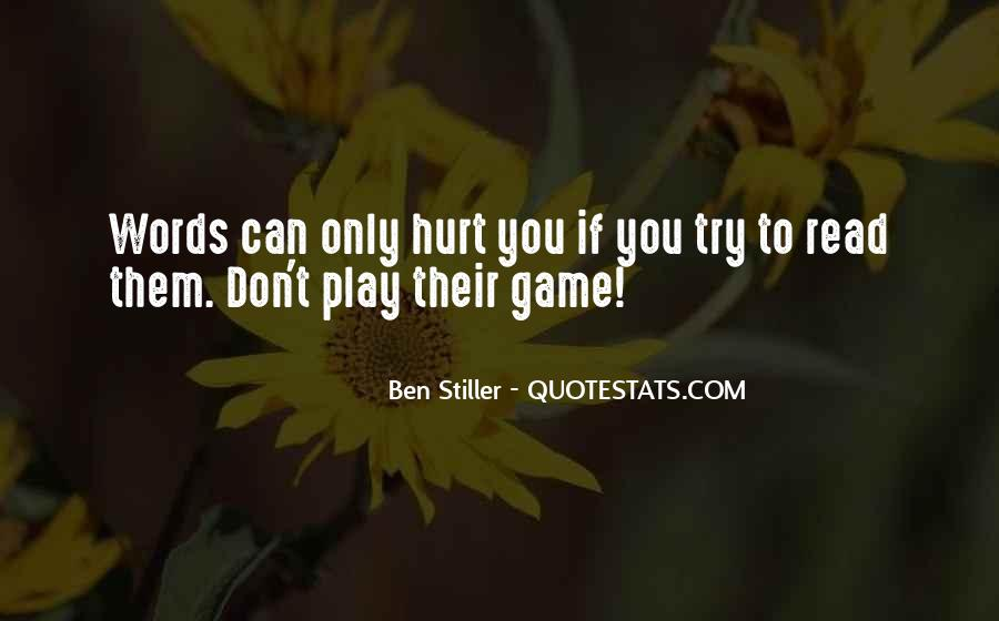 If You Play Games Quotes #1559025