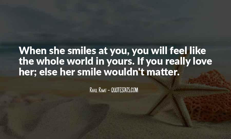 If You Really Love Her Quotes #504501