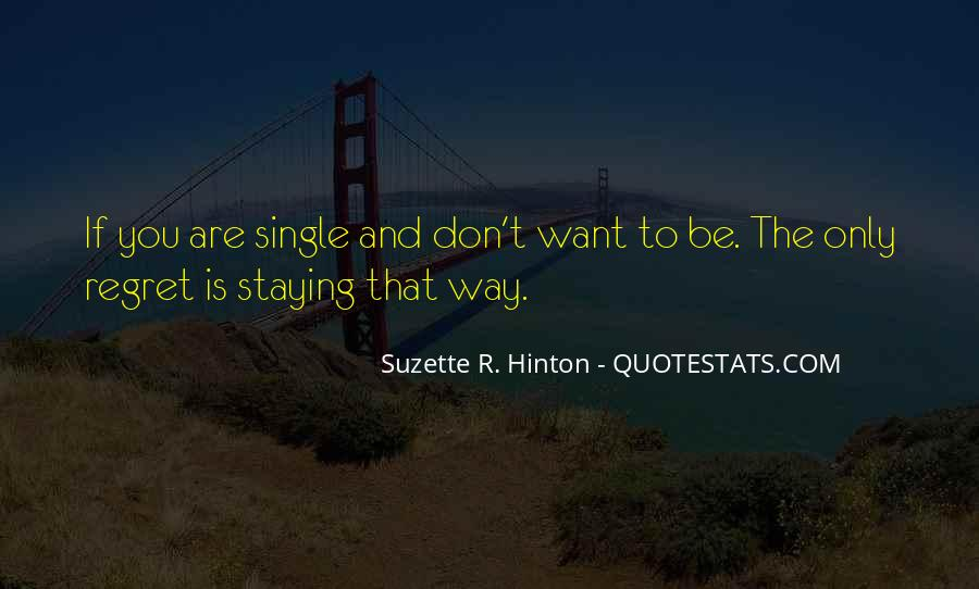 If You Single Quotes #215414