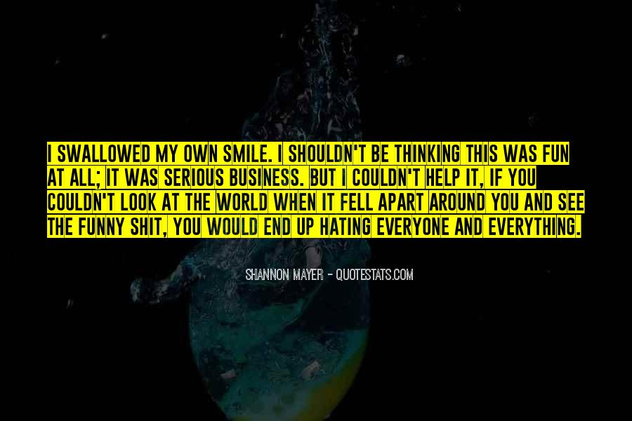 If You Smile Quotes #36349