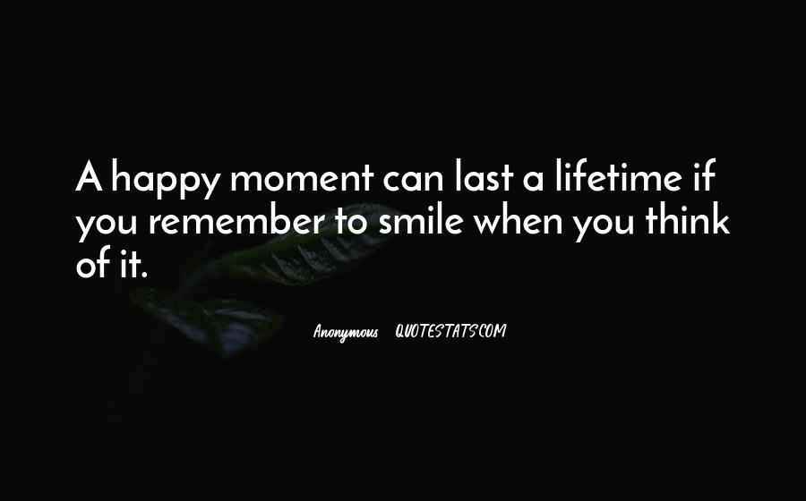 If You Smile Quotes #400780