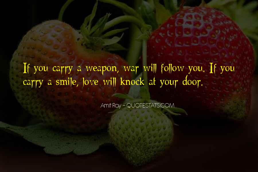 If You Smile Quotes #407833