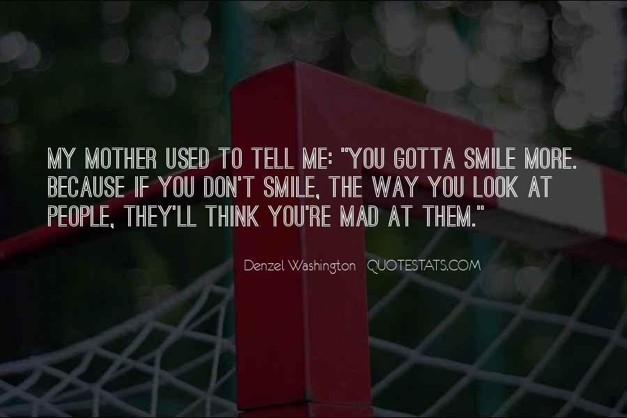 If You Smile Quotes #59716