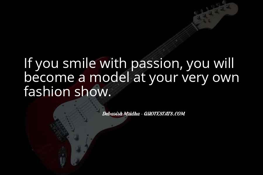 If You Smile Quotes #75442