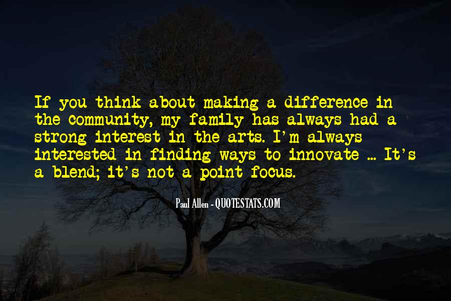 If You Think I'm Quotes #140123