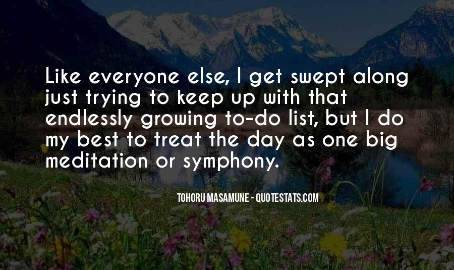 If You Treat Her Like Everyone Else Quotes #677893