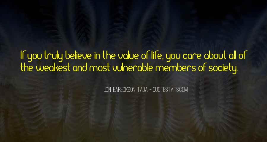 If You Truly Care Quotes #1138889