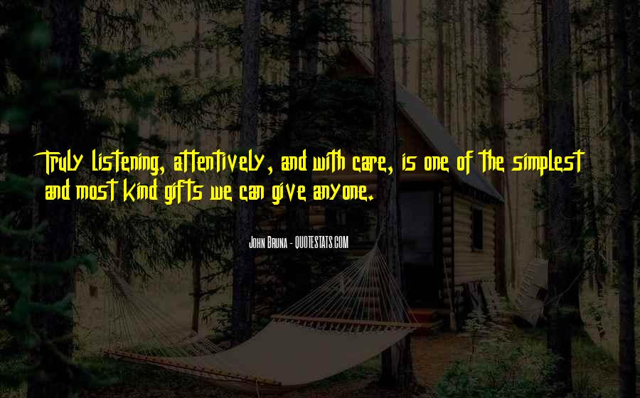 If You Truly Care Quotes #894513