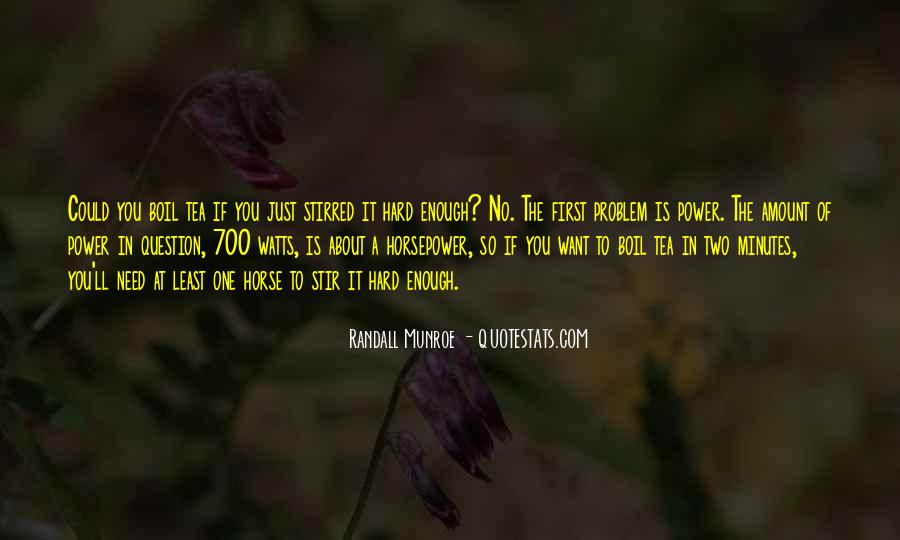 If You Want It Enough Quotes #455913