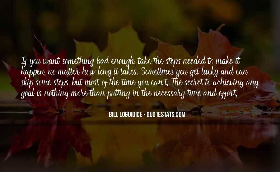 If You Want It Enough Quotes #79192