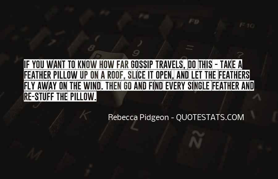 If You Want To Go Far Quotes #1384255