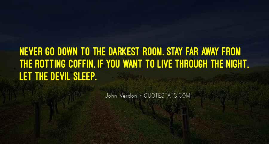 If You Want To Go Far Quotes #1691200