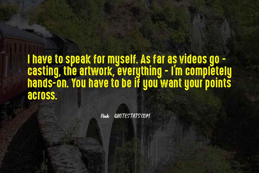 If You Want To Go Far Quotes #1743836