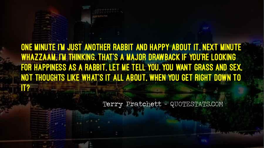 If You're Not Happy Quotes #117009