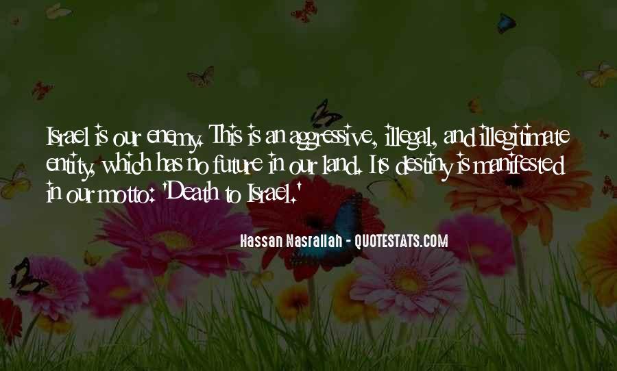 Illegitimate Quotes #1371594