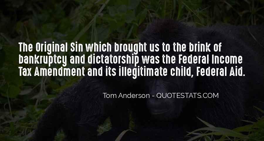 Illegitimate Quotes #1730462