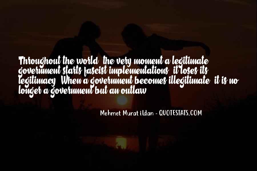Illegitimate Quotes #376548