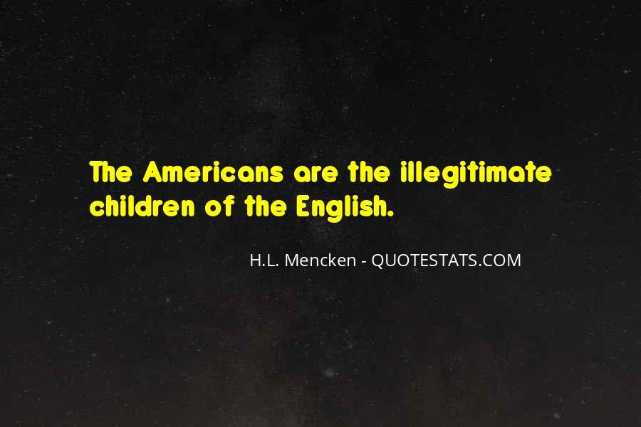 Illegitimate Quotes #494945