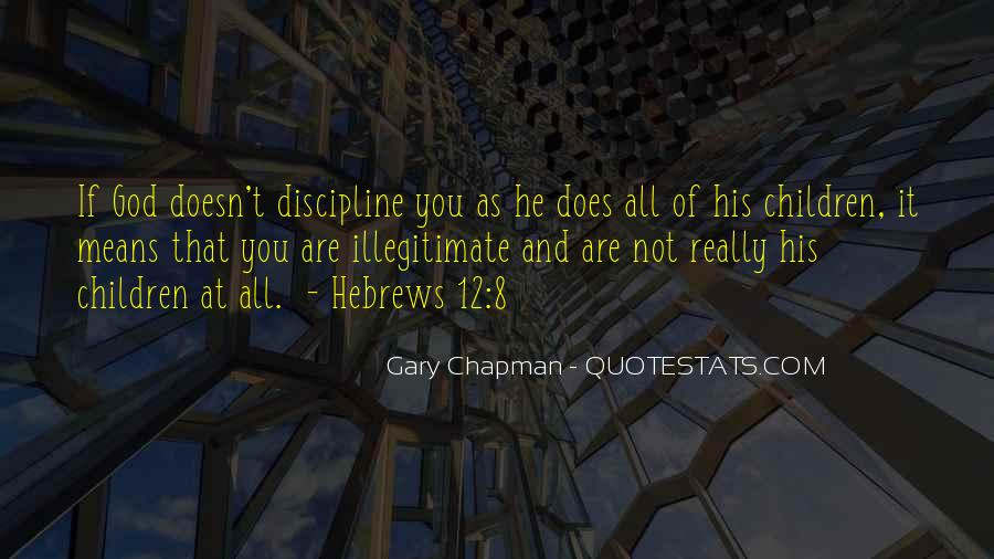 Illegitimate Quotes #549181